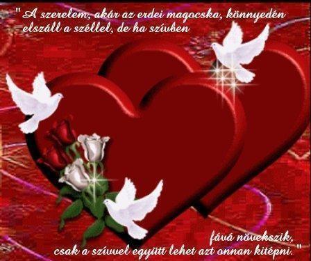 szülinapi idézetek szerelmünknek Szerelmes képek felirattal